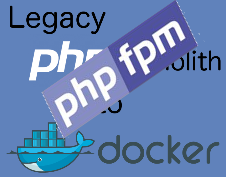 How to dockerize your old PHP monolith - part three: PHP-FPM