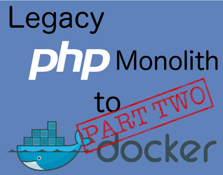 How to dockerize your old PHP monolith - part two: Nginx